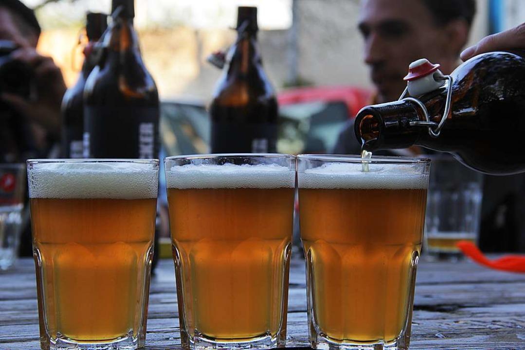 Geschmacksvielfalt ohne miefig-gekünst...ition: Das will  die Craft-Beer-Szene.    Foto: Marius Buhl