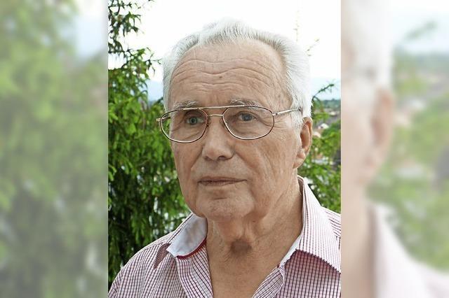 Willi Lehmann wurde 85 Jahre