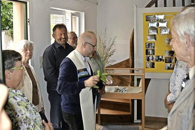 Neues Sasbacher Heimatmuseum ist eröffnet