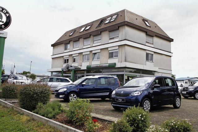 Bliss Autosport nach Kippenheim