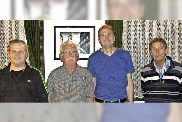 Gerald Janßen ist neuer Vorsitzender