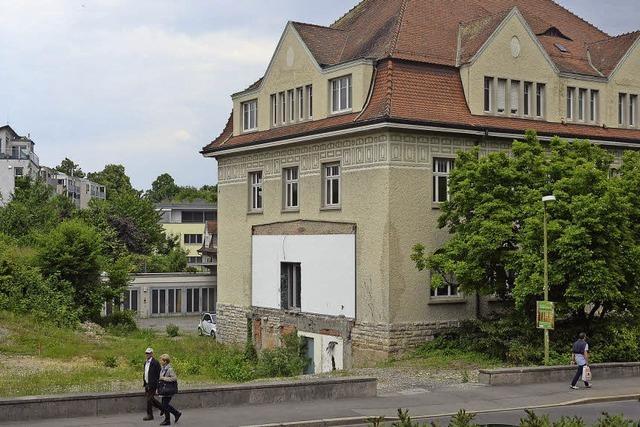 Pläne für Sanierung des Verwaltungsbaus Rheinbrückstraße fertig