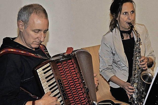 Apero-Musik im Kulturcafé Fräulin