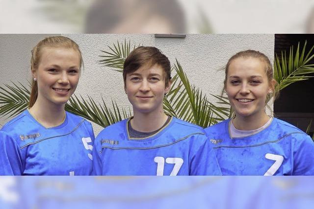 Oberrhein-Trio spielt nächste Saison in der Bundesliga