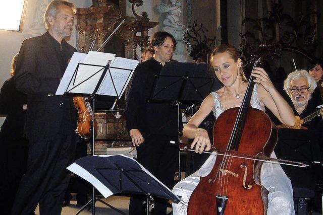 Italienische Barockmusik unter Freunden