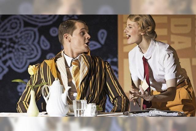 Musikhochschule und Theater spielen die Operette