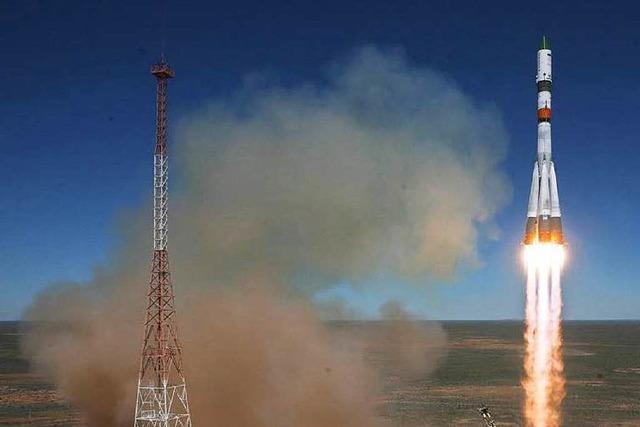 Vor 60 Jahren begann der Bau des Kosmodroms Baikonur