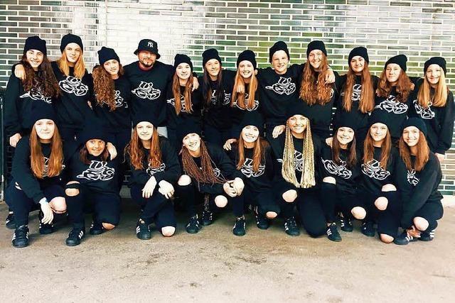 Tanzschüler qualifizieren sich für HipHop-WM in Rimini