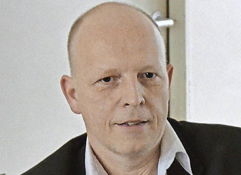 Rüdiger Lorenz   | Foto: Böhm-Jacob