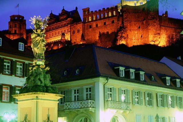 Kurztrip nach Heidelberg: Immer den Philosophen nach