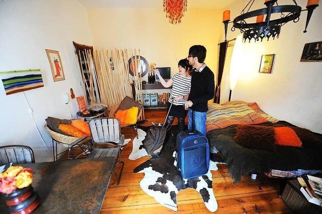 Meine Couch ist deine Couch: Privat übernachten statt ins Hotel
