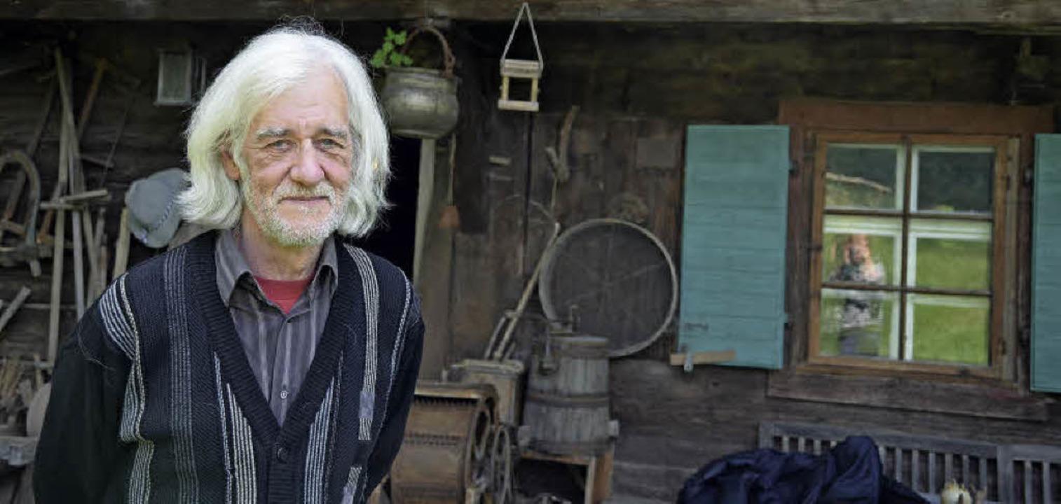 Theatermacher Dietmar Berron-Brena    Foto: Gabriele Hennicke