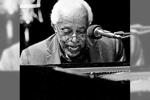 Barry Harris Trio in Basel