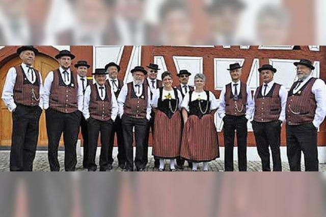 Jodlermesse mit dem Jodelklub Eglisau in Menzenschwand