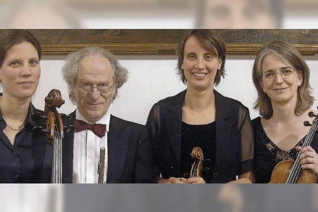 Camerata Instrumentale gibt ein Konzert im Historischen Kaufhaus