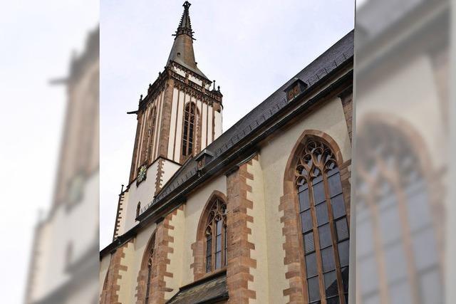 Führung im neu sanierten Münster St. Jakobus