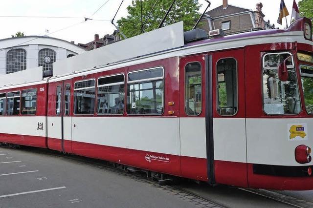 Oldtimerlinien und Tramcafé fahren am Samstag durch die Stadt.