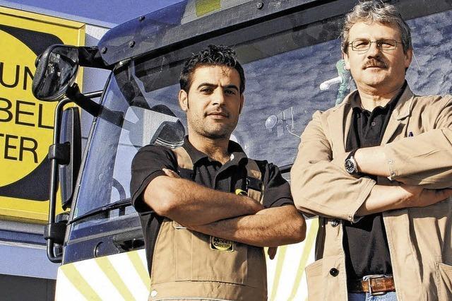 Mehrere Unternehmen auf der Baar unterstützen Flüchtlinge