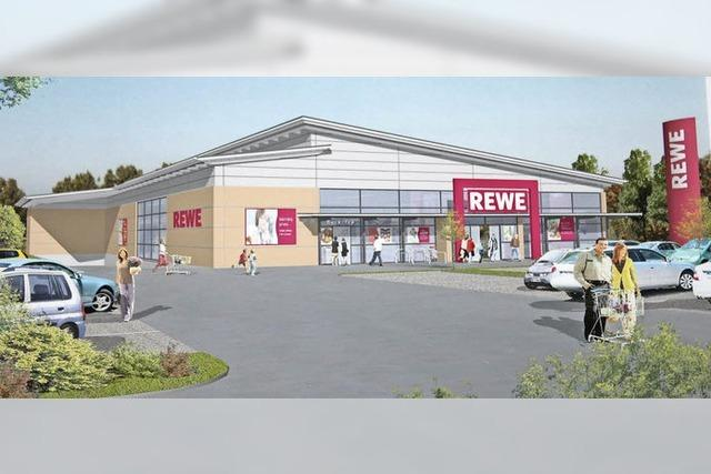Neuer Supermarkt rückt an die Schlossmattenstraße