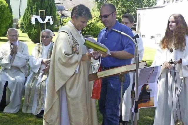 Der gerade Weg ins Priesteramt