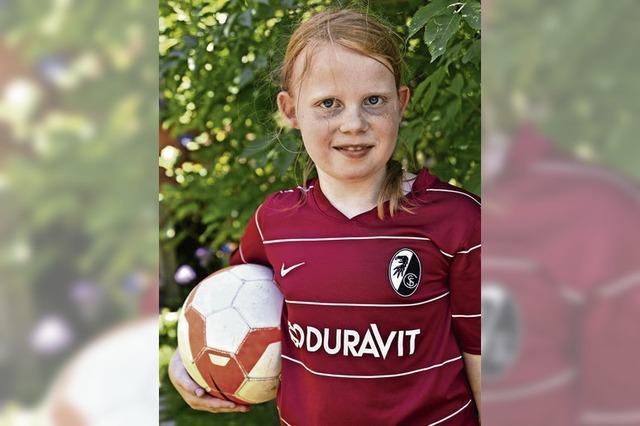 Wo Mädchen in Freiburg Fußballspielen können