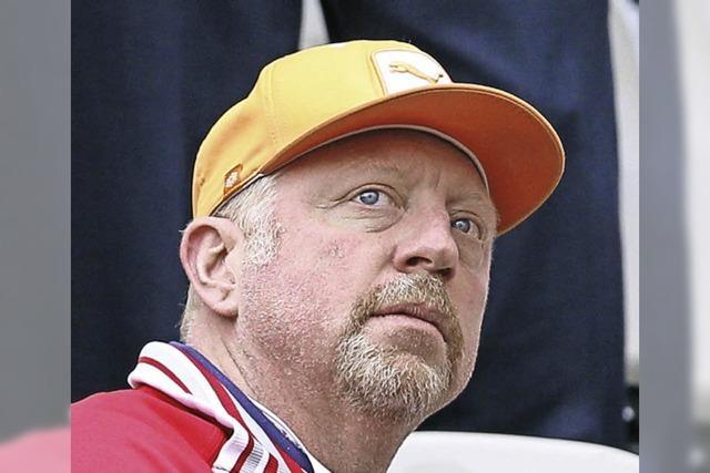 Becker bleibt bescheidener Bediensteter