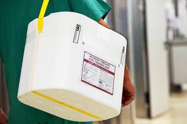 Organspende: Ein System in der Warteschleife