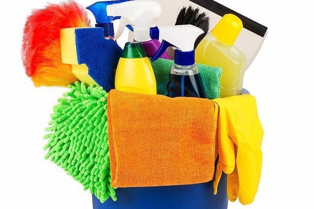 Putzen mit Köpfchen: So reinigt man richtig