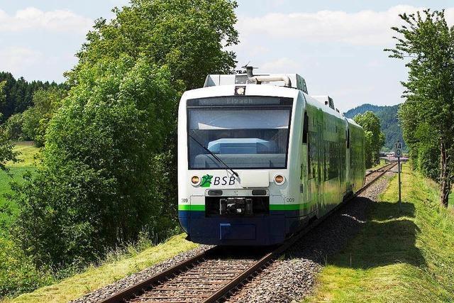 Die Breisgau-S-Bahn fährt hart am Limit