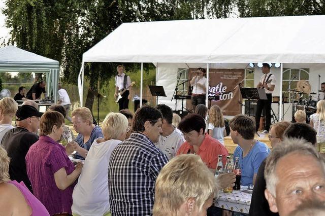 Festival am Löhlinsee