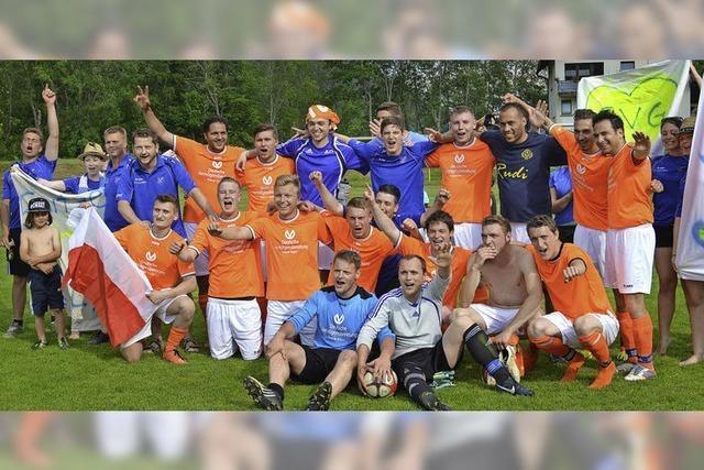 SV Göschweiler krönt eine perfekte Saison mit dem Titel