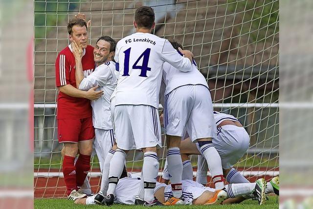 FC Lenzkirch muss in die Relegation