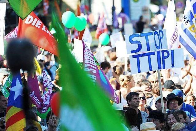 Streit über TTIP: Die Europäer sind gespalten