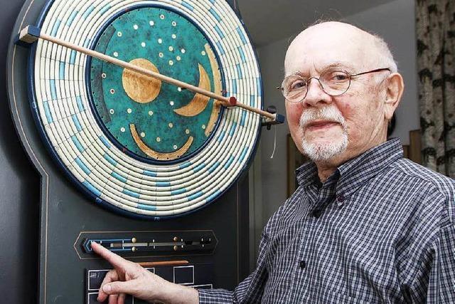 Himmelsscheibe von Nebra - Lahrer Hobbyforscher sieht sich von der Wissenschaft verkannt