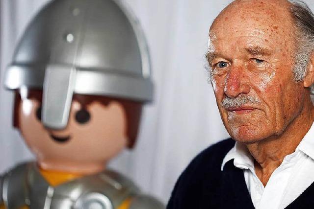 Trauer um Playmobil-Erfinder Horst Brandstätter