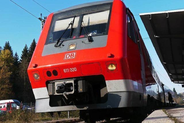 Höllentalbahn wird im August für drei Wochen gesperrt