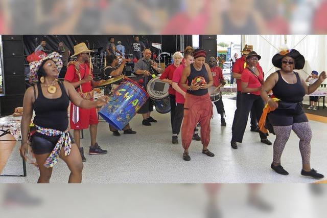 Karibisches Flair sorgt für Urlaubsstimmung