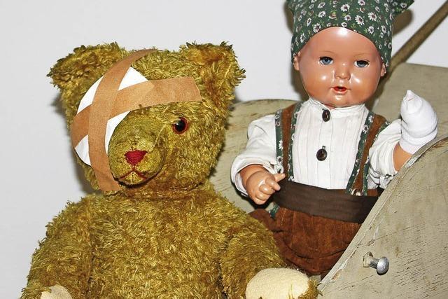 Puppenrestauratoren in Freiamt