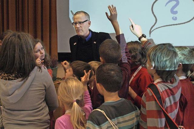 Die Kinderuni Hochrhein startet ins dritte Semester