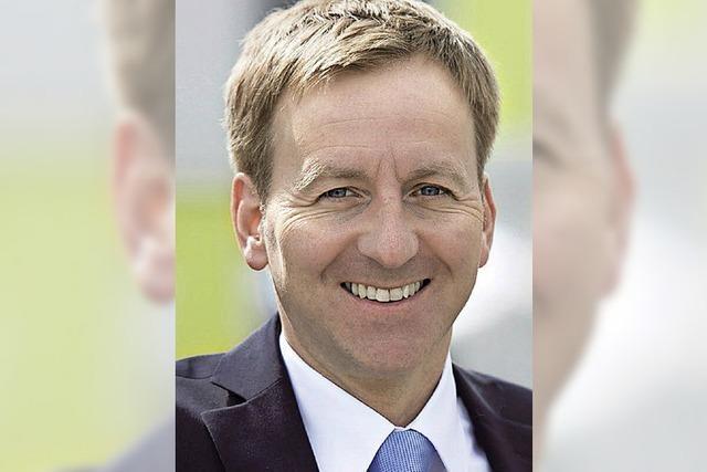 OB-Wahl in Waldshut-Tiengen - Philipp Frank ist der erste Bewerber