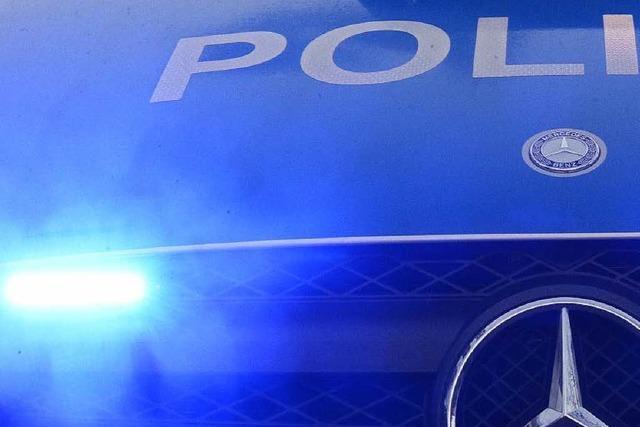 Große Suchaktion am nördlichen Kaiserstuhl – keine Hinweise auf Flugzeugabsturz
