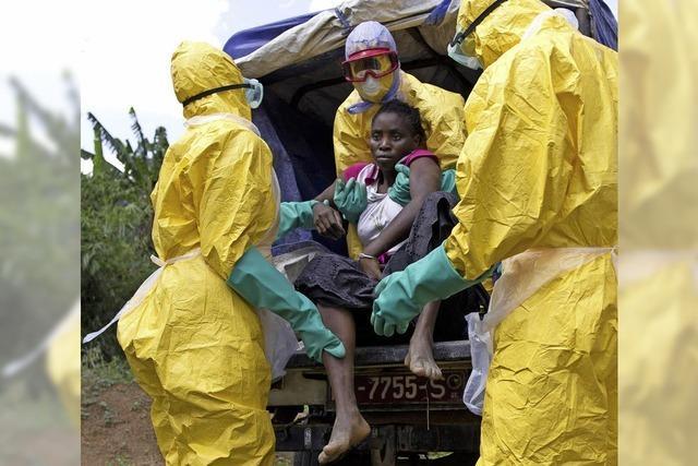 Vage Zusagen im Kampf gegen Seuchen