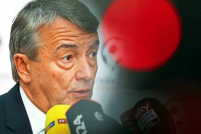 Hörmann bringt Niersbach als Fifa-Chef ins Spiel