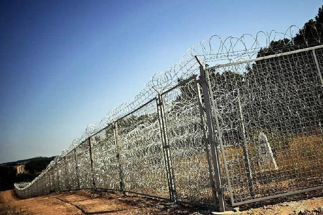 Besuch in Bulgarien: Wo Europa neue Mauern baut