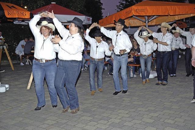 Westernfans feiern zünftig