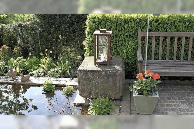 Verschiedene Gärten im Landkreis Emmendingen öffnen ihre Türen