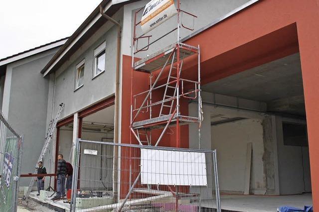 Unmut über Kostenexplosion beim Feuerwehrhaus in Biengen