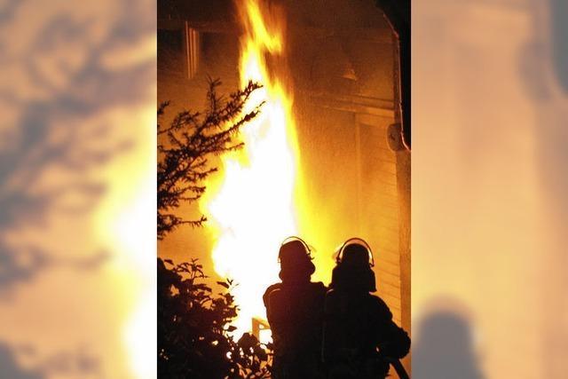 Brandstiftungen in Staufen - Belohnung für sachdienliche Hinweise ausgesetzt