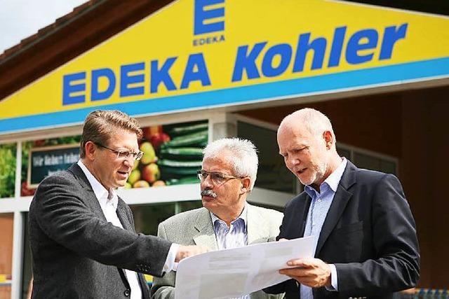 Edeka Kohler investiert drei Millionen Euro in Oberweier