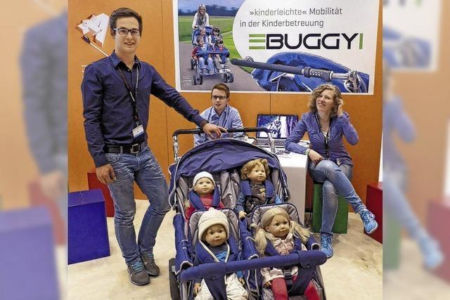 E-Buggy war bundesweit erfolgreich